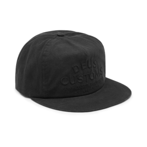 JOE CAP-WSH BLACK