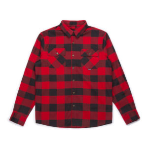 canadian-flannel-shirt-red-black-plaid