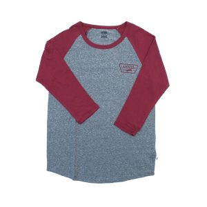 full patch raglan vn0a31plo4x grh front
