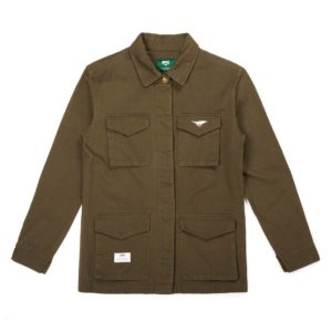 women-military-jacket-green